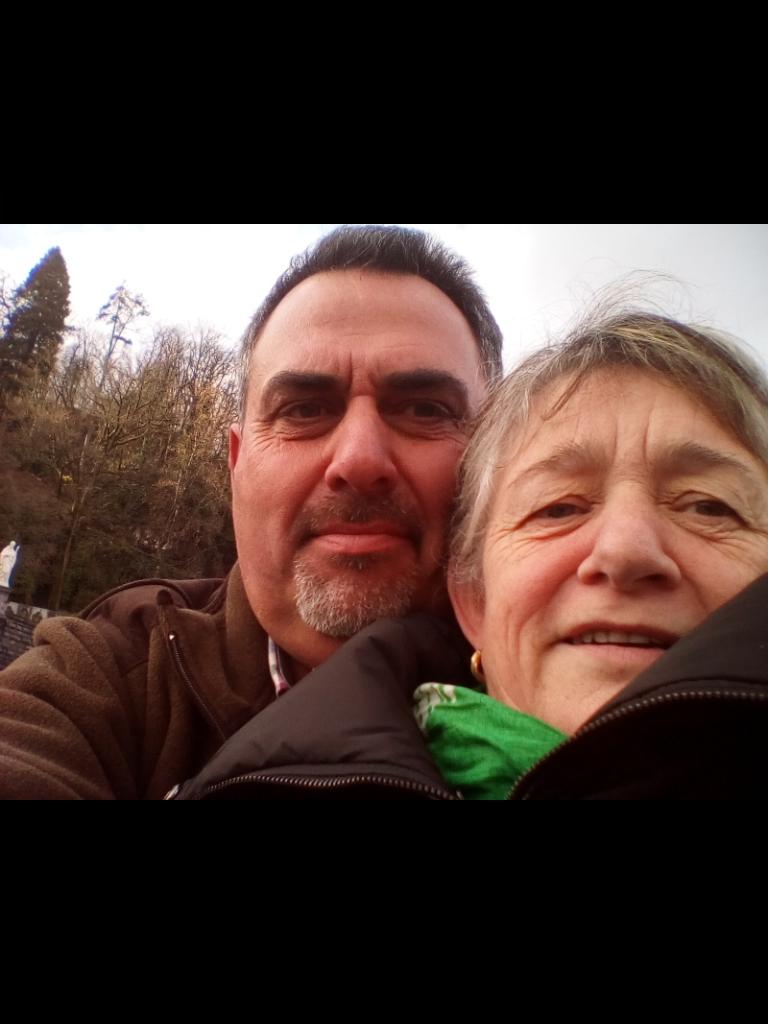 Franck et Isabelle